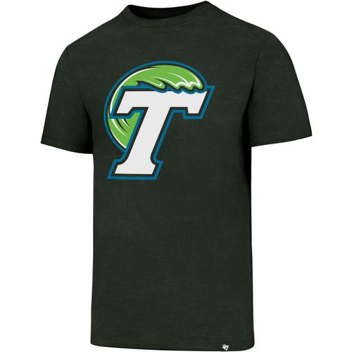 '47 Tulane University Logo Club T-shirt - view number 1