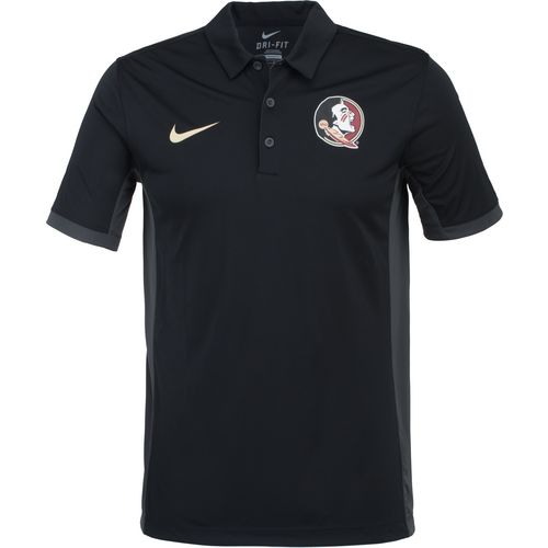 Nike Men's Florida State University Dri-FIT Evergreen Polo Shirt