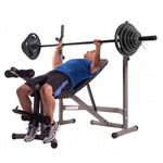 Body Champ Olympic Weight Bench - view number 3
