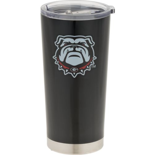 Boelter Brands University of Georgia 20 oz Stainless Steel Mascot Logo Ultra Tumbler