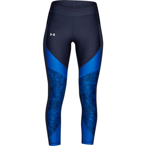 Under Armour Women's HeatGear Colorblock Cropped Pant