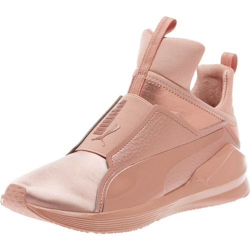 PUMA Women's Fierce Demi-Cut Slip-On Shoes