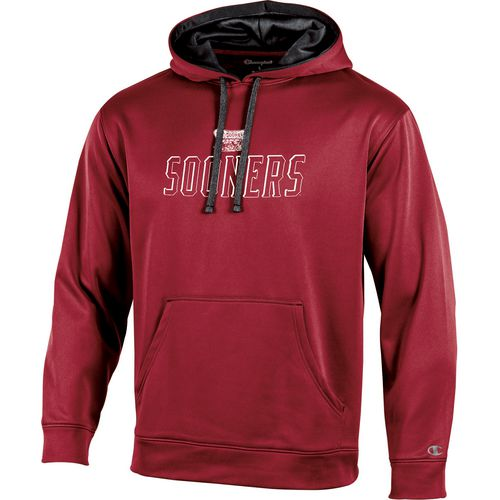 Champion Men's University of Oklahoma T-Formation Hoodie
