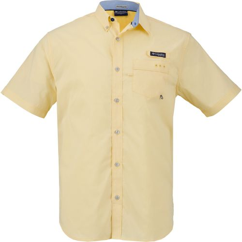 Columbia Sportswear Men's Harborside Woven Short Sleeve Shirt