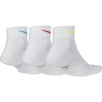 Nike Women's Performance Cushioned Training Quarter Socks 3 Pack - view number 1
