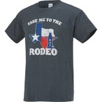 FireBrand Apparel Men's Take Me To The Rodeo Short Sleeve T-shirt - view number 3
