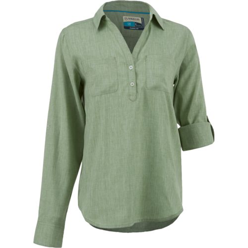 Magellan Outdoors Women's Aransas Pass Heather Henley