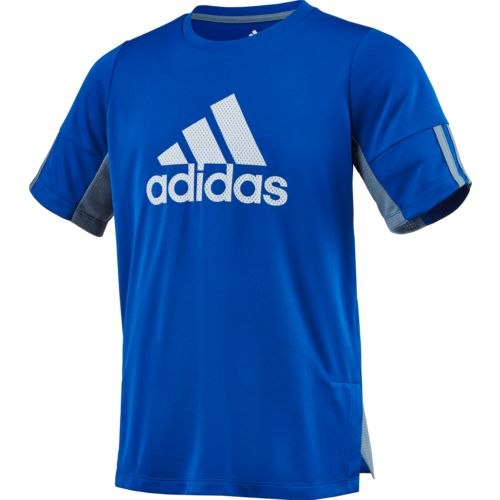 adidas Boys' climacool Condition Training T-shirt - view number 1
