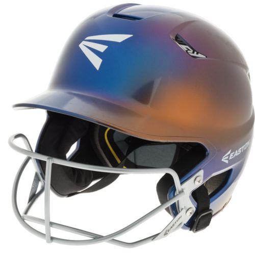 EASTON Women's Z5 Chrome Fast-Pitch Softball Helmet