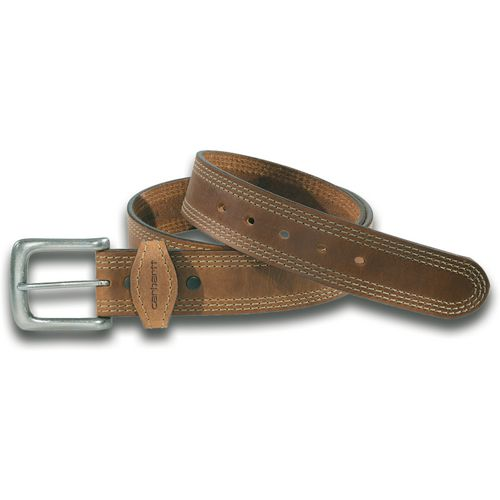 Carhartt Men's Detroit Leather Belt - view number 1