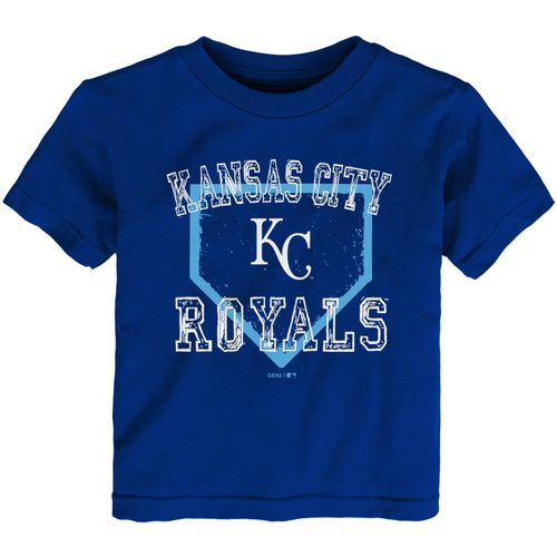 MLB Toddlers' Kansas City Royals Fan Base T-shirt