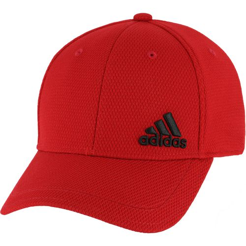 Display product reviews for adidas Men's Release Stretch Fit Cap
