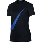 Nike Girls' Dry Legend Short Sleeve Training T-shirt - view number 1