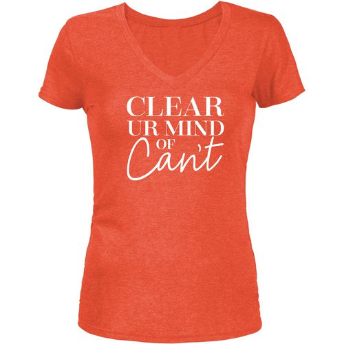 Soffe Juniors' Clear Ur Mind T-shirt - view number 1