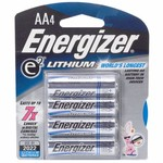 Energizer® Ultimate Lithium AAA Batteries 4-Pack - view number 1