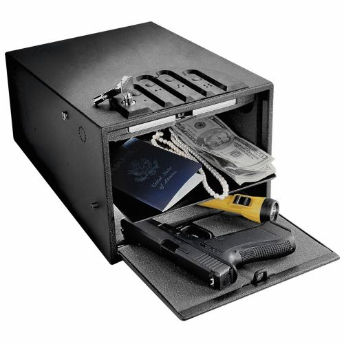 Display product reviews for GunVault Multi Vault 4-Gun Safe