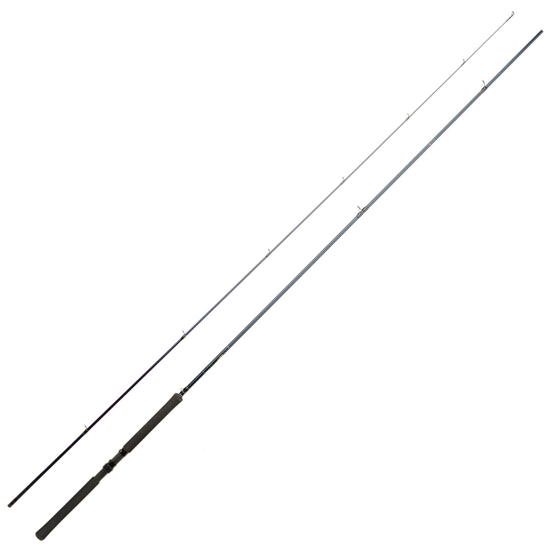B 'n' M Buck's 12' Freshwater Graphite Panfish Rod