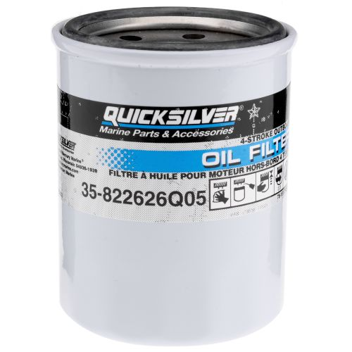 Quicksilver 4-Stroke Outboard Oil Filter