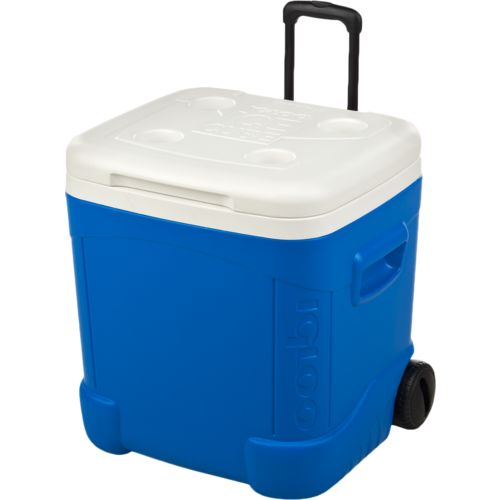 Igloo Ice Cube™ 60 qt. Rolling Cooler