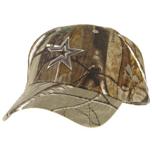 Forty Seven Men's Realtree MVP Astros Baseball Cap
