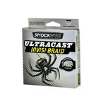 Spiderwire® Ultracast™ Invisi-Braid™ 30 lb. - 125 yards Braided Fishing Line