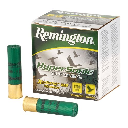 Remington HyperSonic Steel™ 12 Gauge Shotshells