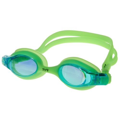 TYR Kids' Swimple™ Metallized Swim Goggles