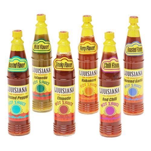 Image for Louisiana Special™ Hot Spot Center Hot Sauce Set from Academy