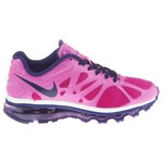Nike Girls' Air Max 2012 Running Shoes