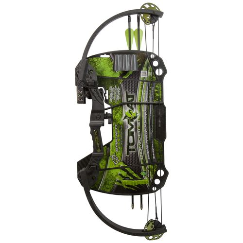 Display product reviews for Barnett Youth Buck Commander Tomcat Compound Bow