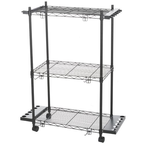 Organized Fishing WFR-012 Tackle Trolley