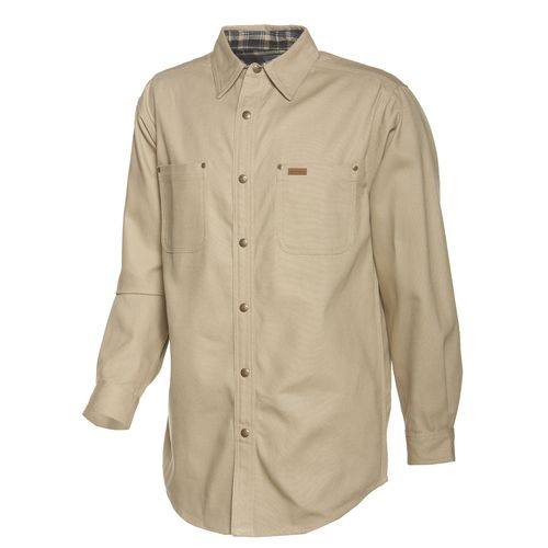 Carhartt Men's Canvas Shirt Jacket