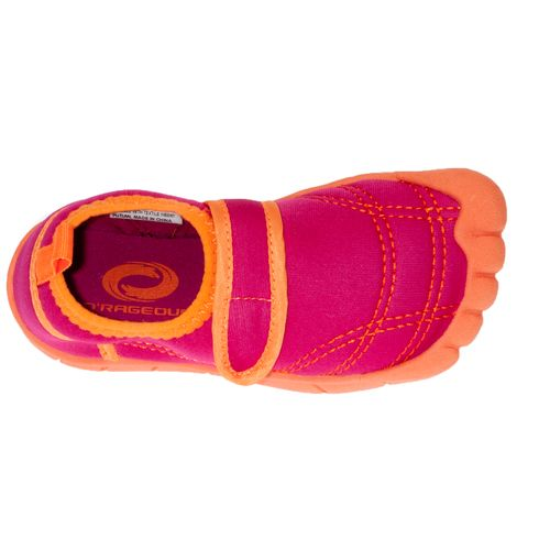 O'Rageous® Toddler Girls' AquaToes Water Shoes | Academy
