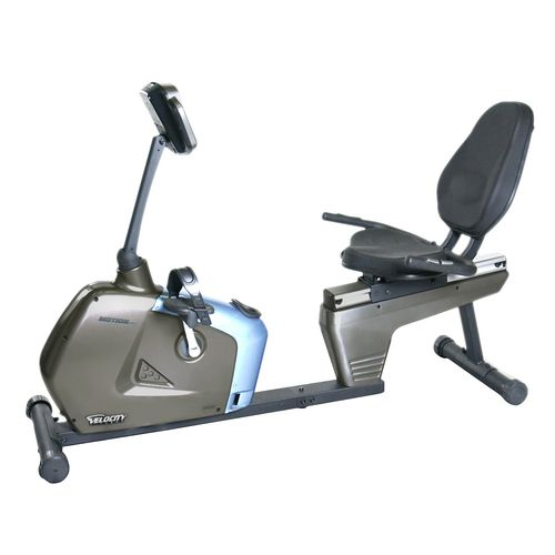 Velocity Fitness Recumbent Exercise Bike