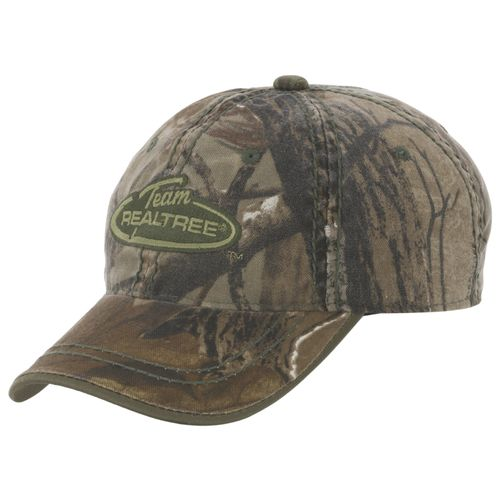 Team Realtree Kids'  Realtree AP™ Camo Twill Cap