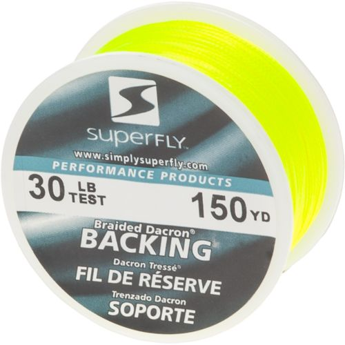 Fly Lines & Backing