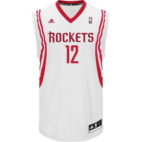 Image for adidas Men's Houston Rockets Dwight Howard #12 Revolution 30 Replica Jersey from Academy