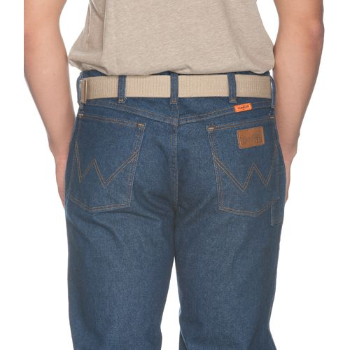 Wrangler Men's Flame Resistant Relaxed Fit Jean - view number 4