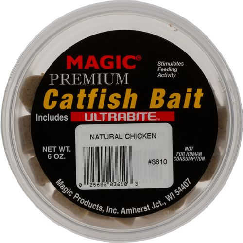 Magic® 6 oz. Premium Catfish Bait