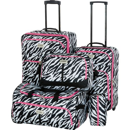 Magellan Outdoors™ Women's 5-Piece Luggage Set