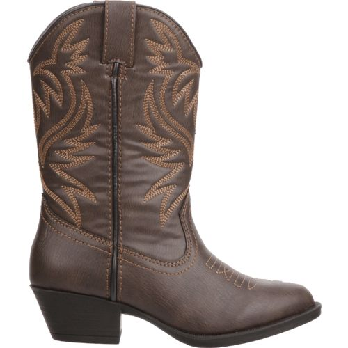 Austin Trading Co. Boys' Scout Western Boots Deals