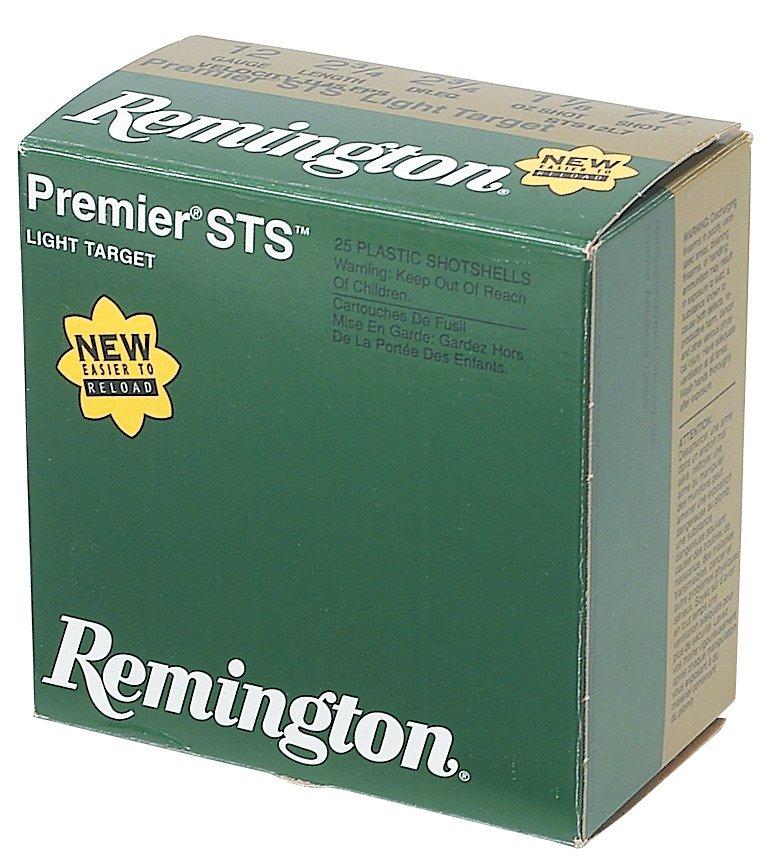 Remington STS  Target Loads 12 Gauge Shotshells