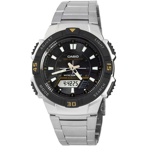 Casio Men's Tough Slim Solar Multifunction Analog/Digital Watch