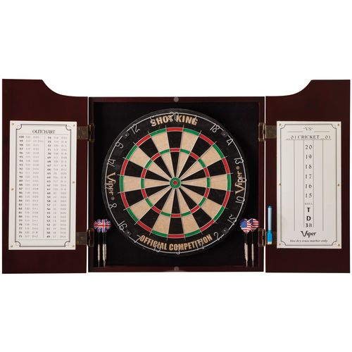 Display product reviews for Viper Hudson All-In-1 Dart Center