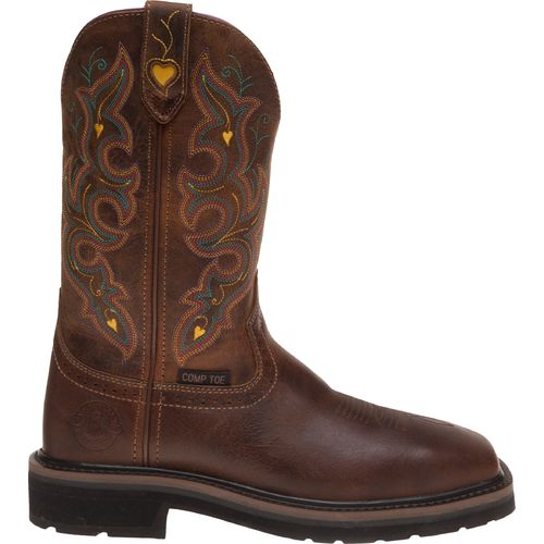 Display product reviews for Justin Women's Gypsy® Rugged Western Work Boots