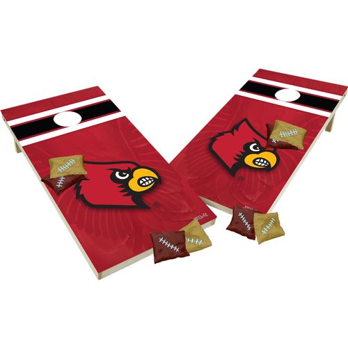 Wild Sports Tailgate Toss SHIELDS XL University of Louisville