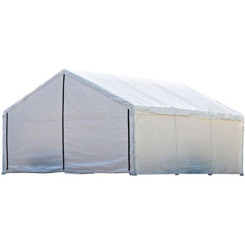 ShelterLogic Super Max 18' x 40' Canopy Enclosure Kit - view number 1