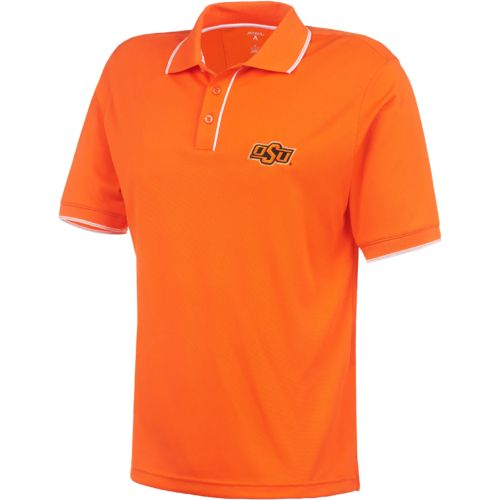Antigua Men's Oklahoma State University Elite Polo Shirt