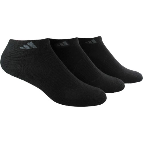 adidas™ Women's Cushioned Variegated Low-Cut Socks 3-Pair