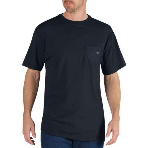 Dickies Men's Short Sleeve drirelease® Performance T-shirt